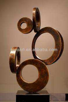 Antique bronze metal handicrafts art sculpture