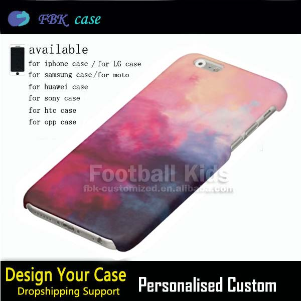 reassurance-exx printig sublimation phone cover custom for iPhone 7 7 plus