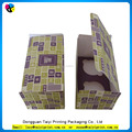 Customized printed environmental jumbo cupcake boxes