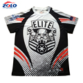 Wholesale factory direct price sublimation women striped baseball jersey