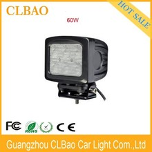 chinese motorcycle accessories led lighting auto led IP67 led truck tail lights Led work light 60w