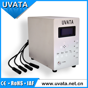 Small 365nm UV LED Spot curing machine