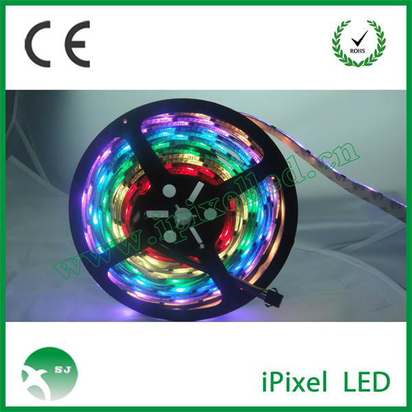 flexible led strip light 5V 32pixels/meter waterproof programmable