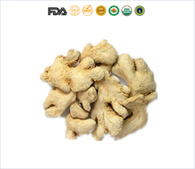 Natural Dried Ginger pieces