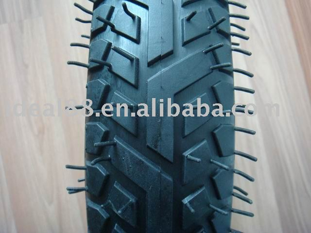 MINING wheelbarrow tire 3.50-8 4.00-8