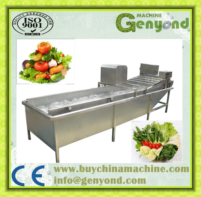 Vegetable Processing Line For Quick Freezing/Vegetable Frozen Production Plant