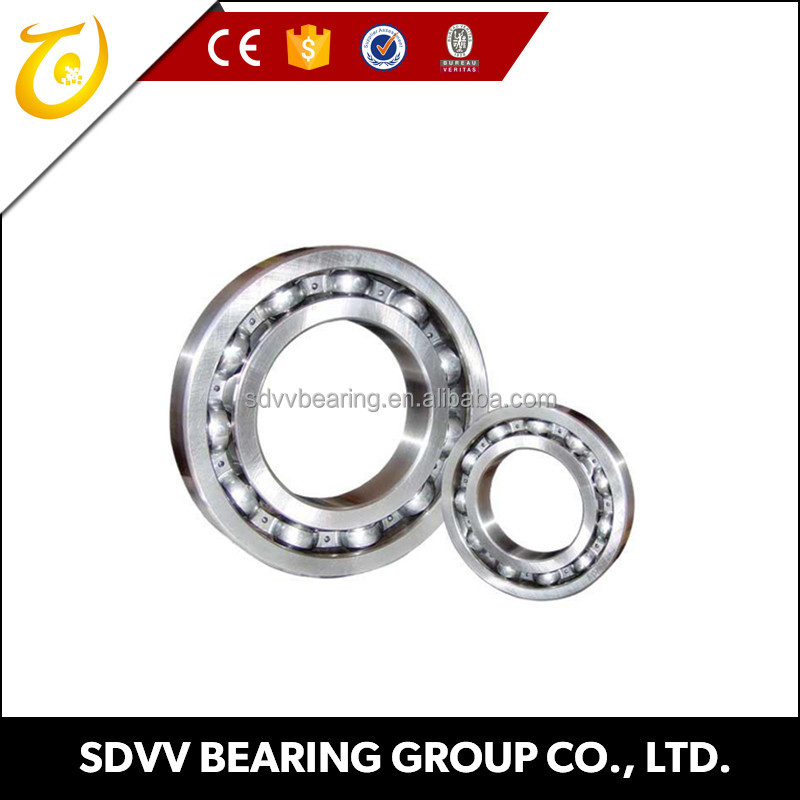 China stainless steel deep groove ball bearing price
