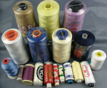 40/2 100% spun wholesale cheap polyester sewing thread manufacturer