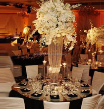 Wedding table crystal flower stand centerpieces for decoration