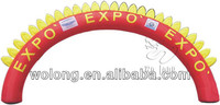 inflatable arch, advertising archway with high quality