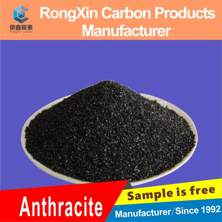 Fixed Carbon 86% Electrically Calcined Anthracite Coal low Price for Sale