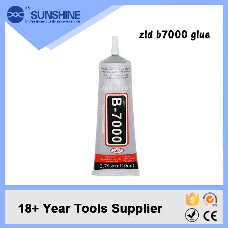 ZHANLIDA B7000 Touch Screen Lcd Adhesive Glue For Sale 15ml 50ml 110ml