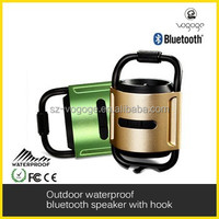 Latest outdoor wireless mini bluetooth speaker waterproof