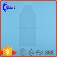 Sealable sticker notes clear OPP packaging printing plastik bag