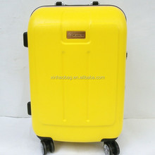 best quality ABS PC aluminum frame luggage in luggage set