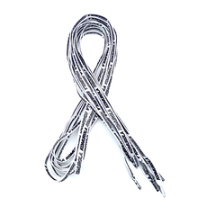 High Quality Polyester Custom Shoelaces