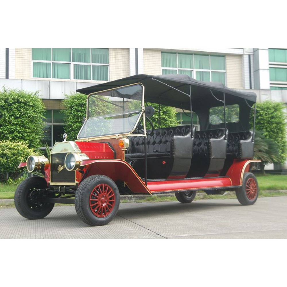 Original manufacturer royal antique electrical golf buggy made in china
