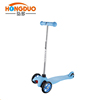 New stand up children foot pedal kick scooter