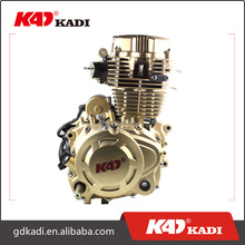 Motorcycle Engine Parts 125cc Motorcycle Engine Assembly For Kick Engine CG125