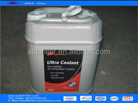 compressor oil 54418835 ultra coolant compressor oil Ingersoll Rand