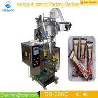 Automatic pouch instant original coffee mix packaging machine DS-200C