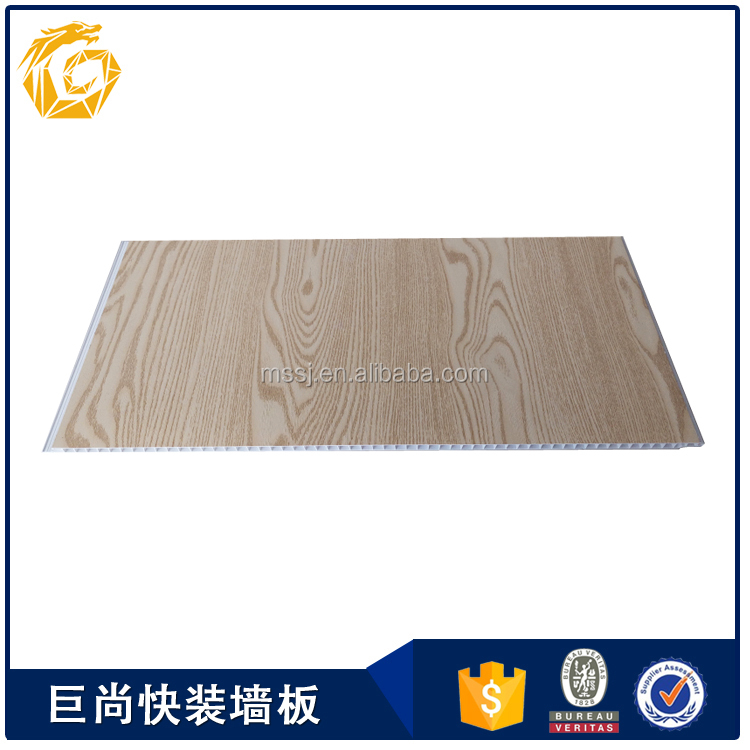 High quality waterproof flexible plastic pvc sheet for Interior decoration wall