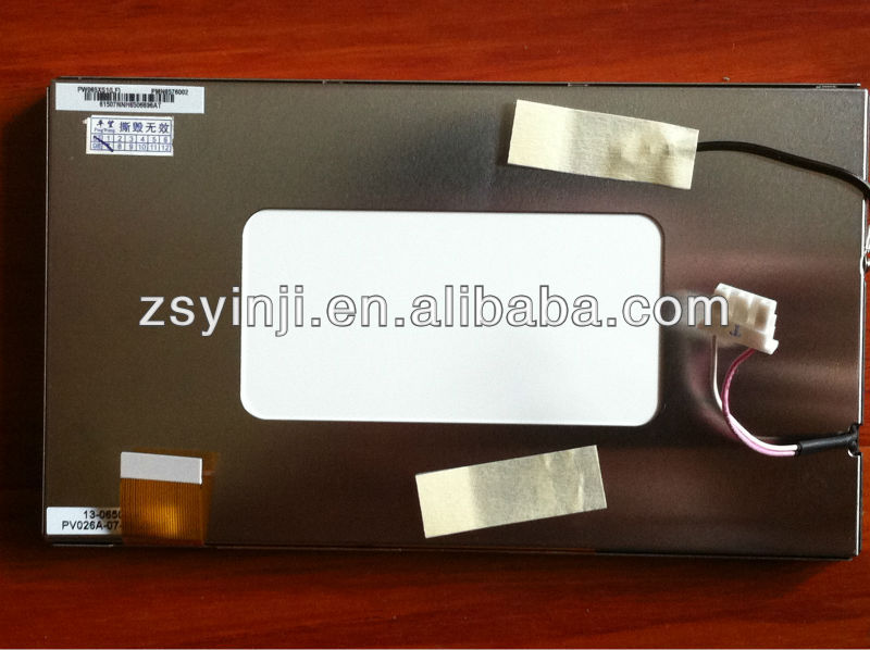 6.5'' 400*234 LCD SCREEN PANEL PW065XS1(LF)