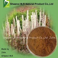 Pure natural Black cohosh root extract
