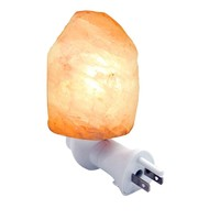 Decorative night light Himalaya salt crystal salt stone lamp