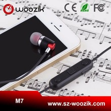 Hot Selling Usb Connector M7 Bluetooth 4.0 Wireless Stereo Earpieces Factory Silent Party Headphones