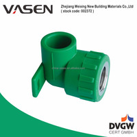 VASEN Top Quality ISO Certification Male Female Brass Elbow/90-Degree Female Elbow Adapter