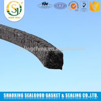 Made In China Ptfe Gland Graphite Packing With Oil