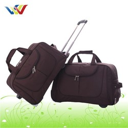 Newest Style Wheel Trolley Luggage For Men