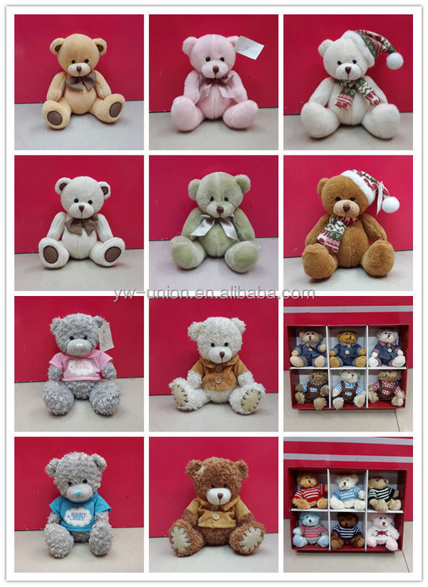 OEM New Year Mascot plush toy doll / Product promotion gift small character