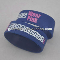 2013 Good promotional Gift,basketball fan silicone wristband