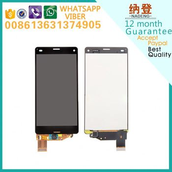 for Sony xperia Z3 compact lcd digitizer assembly mobile phone lcds