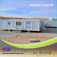 2014 new arrival pre-made container home