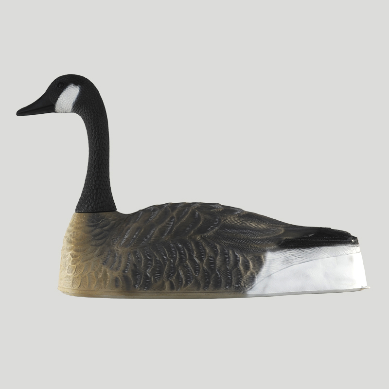 Half Shell PE Plastic Canada 747 goose decoys for sale China For Hunting