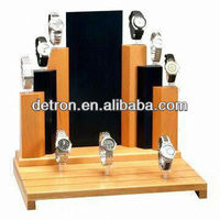 Watch Display, Made of Wood Material, Eco-friendly, Available in Various Sizes A230