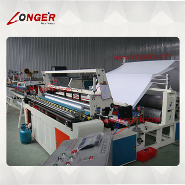 Fully-Automatic core Toilet Paper making Machine for sale