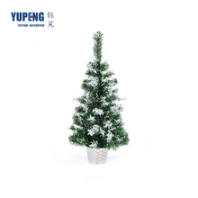 Hot selling good quality outdoor fiber optic christmas tree