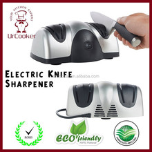 amazon top seller electric multi-purpose sharpener kitchen electric knife sharpener knife sharpener as seen on tv