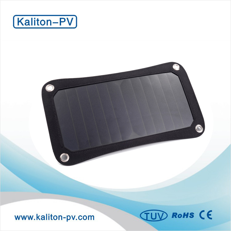 New Arrival Super Discount Travel Kit 6.5W Solar Panel Portable Charger Panel for Laptop PC Phone