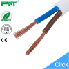 China factory price multi core control cable 2 core 0.5mm RVV PVC cable electrical flexible cable