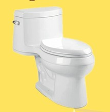 8087 popular brand modern design ceramic toilet seat class five