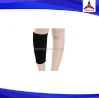 Flexible Elastic Running support Shin brace calf guard leg protection support for sports