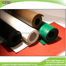 SD 3mm X 1.4m X 10m Factory promitional price EPDM/NBR/SBR Thin Rubber Sheet UV Resistant Rubber