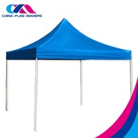 wholesale custom print promotion display 10x10 frame tent china manufacture fort sale