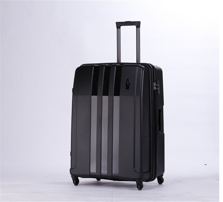 PP material trolley luggage for traveling