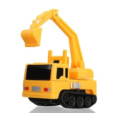 Mini Pen Inductive Toy Car Truck Tank Bus Follow Any Drawn Line Battery Included